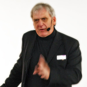 Stefan Edman på Bokmässan 2008. Foto: Jan Ainali