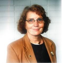 Rut Lönnell (Foto: Värnamo FN-förening)