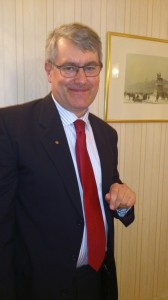 Ingemar Lönnbom. Foto: Rune Liljenrud.
