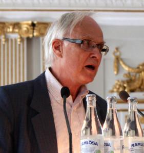 Göran Bäckstrand, maj 2013.