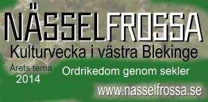 """Temat för nästa års Nässelfrossa är """"Ordrikedom genom sekler""""."""