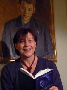 Harriet Martinson. Foto från Stallbackens vänners hemsida.