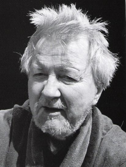 Martin Kurtén i en av sina roller på Klockriketeatern (Mr Green) för närmare 15 år sedan. Foto: Klockriketeatern.