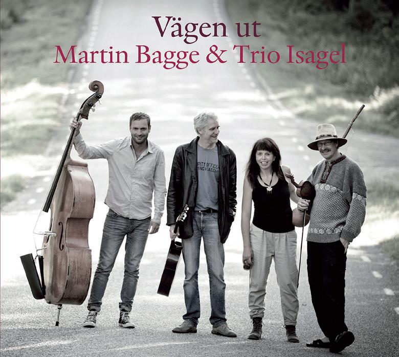 Martin Bagge och Trio Isagel.