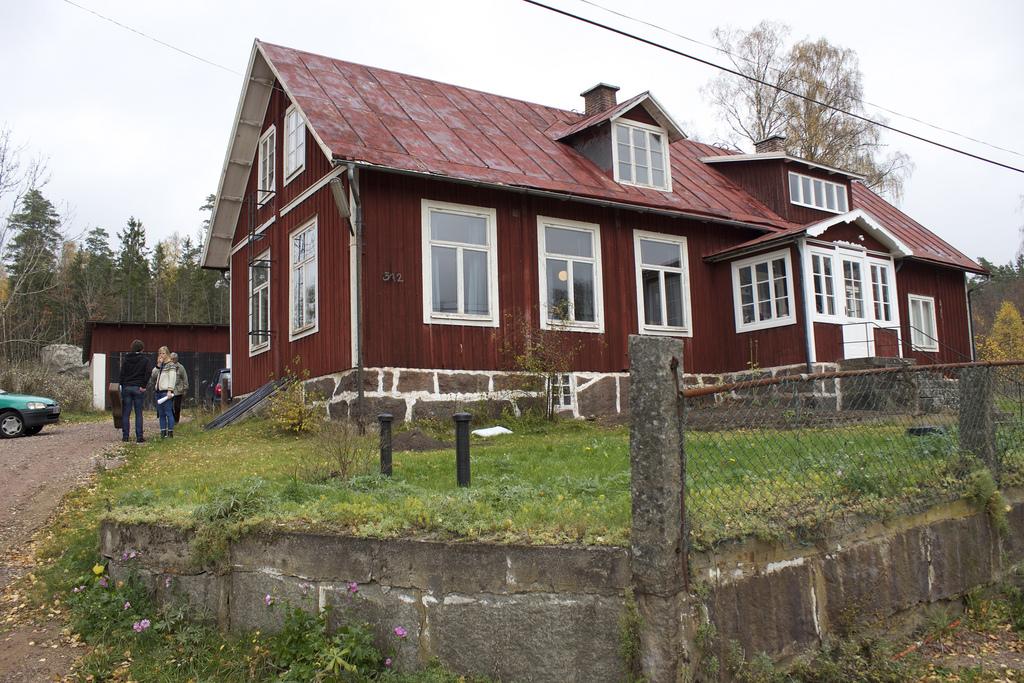 Nebbeboda skola. Foto: Ingemar Lönnbom.