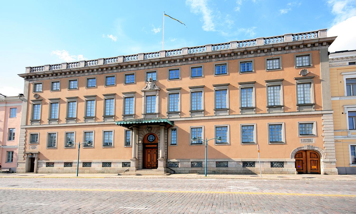 Svenska ambassaden i Helsingfors