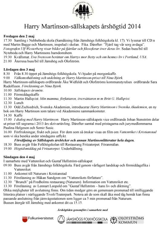Microsoft Word - Program majdagar 2014, version 6-2.doc