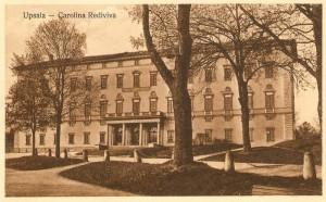 Uppsala - Carolina Rediviva 1924
