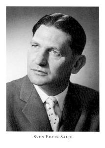 Sven Edvin Salje sbl