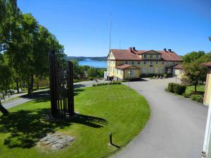 Ljungskile folkhögskola, platsen för vår årshögtid 2015.