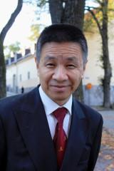 Maiping Chen. Foto Anna Gustafsson Chen.