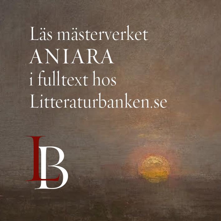 Aniara i fulltext på Litteraturbanken