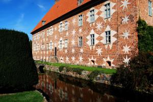 Krapperups slott. Foto Cyhall (Wikimedia).