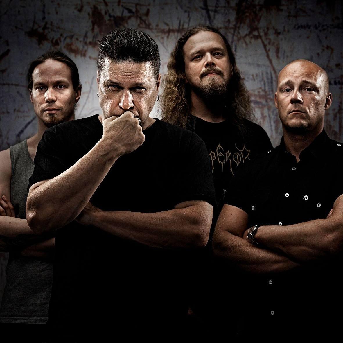 Finska rockgruppen Diablo.