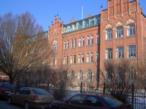 Katedralskolan i Lund. Foto: Andreas Vilén, 2005.